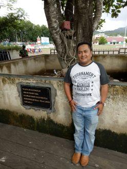 """""""Di kota ini kutemukan lima butir mutiara, di bawah pohon sukum ini pula kerunengkan nilai-nilai luhur Pancasila"""" kata Bung Karno, bukan kata saya.. :D"""